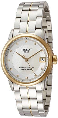 TISSOT - Montre Femme Tissot Luxury Automatique T0862082211600 Bracelet En Acier - T0862082211600