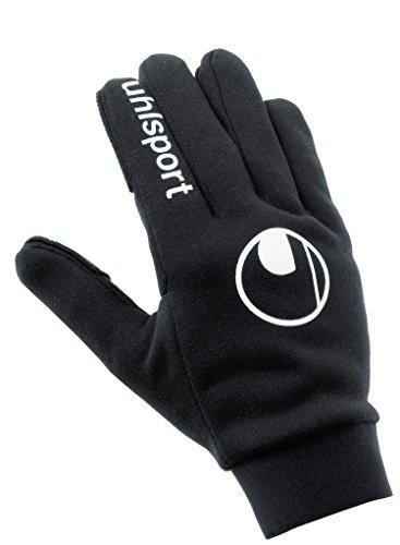 uhlsport Herren Feldspielerhandschuh-100096701 Feldspielerhandschuh, schwarz, 8