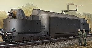 Trumpeter 00223 - Kit Modelo Panzertriebwag Tren blindado alemán. NR16