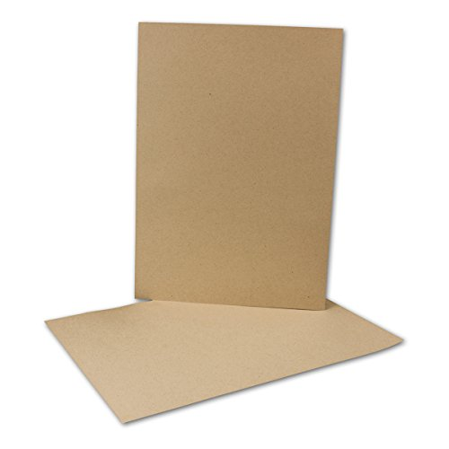 50 Stück // Artoz Green-Line Papierbogen // DIN A4, 297 x 210mm, Farbe: Dessert