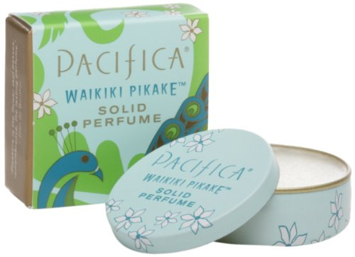 Pacifica Waikiki Pikake Solid Parfüm, 10 g (Pacifica Solid Perfume)