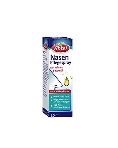 Abtei Nasenpflegespray, 20 ml