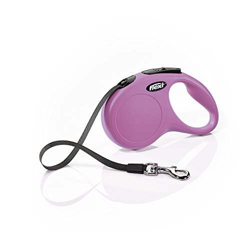 flexi-new-classic-retractable-lead-tape-small-5-m-pink
