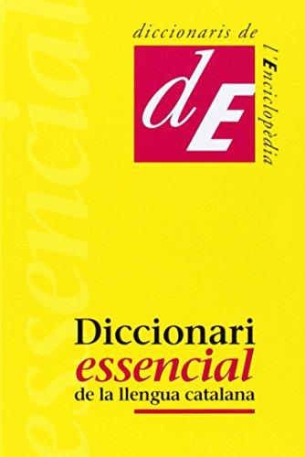 Diccionari essencial de la llengua catalana (Diccionaris de la llengua) por Vv.Aa.