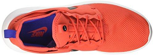 Due weiss Nike Arancione Scarpe Concorrenza Da Ginnastica Colore arancione Uomo Roshe Di Nero Max OqRFqc5