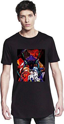 Neon Genesis Evangelion Long T-shirt Large