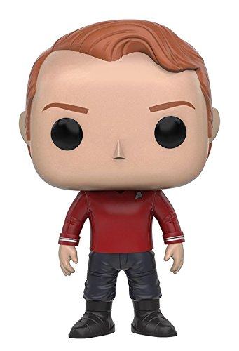 (FunKo 10491 POP Vinylfigur: Star Trek: STB: Scotty Duty Uniform)