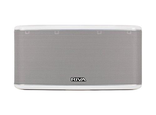 Riva Festival Blanco (Wand Series) Altavoz Multi-Room, 200 W, DLNA, Airplay, Google...