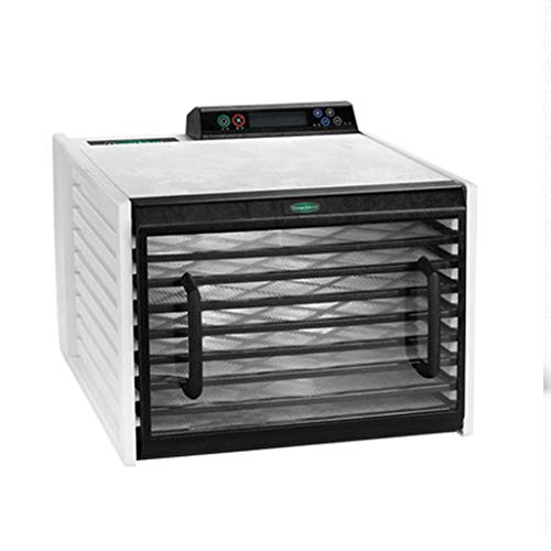 41lW2mOS5FL. SS500  - LIXHGJ Food Dehydrator, Household Electric Dehumidifier 9 Layer Tray Constant Temperature Drying 560W Electric Dryer