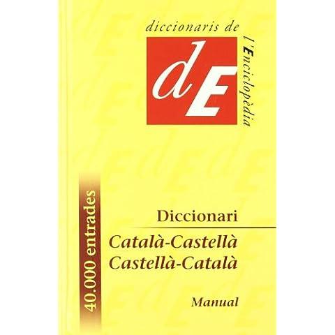 Diccionari Català-Castellà / Castellà-Català, manual (Diccionaris Bilingües)