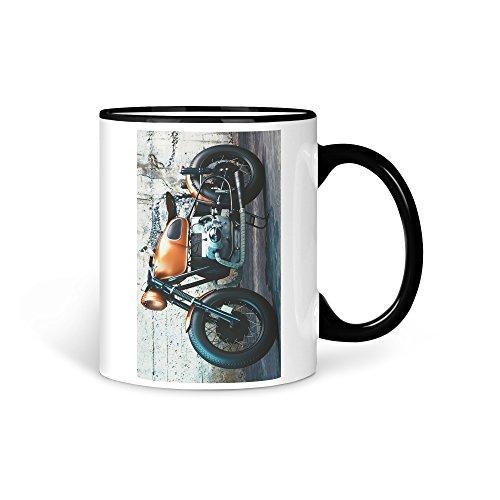 aina Tasse Kaffeetasse Motorrad V5