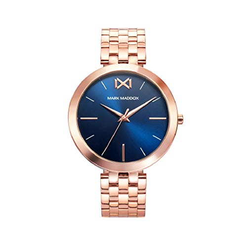 Mark Maddox MM0107-37 Montre à Bracelet pour Femme