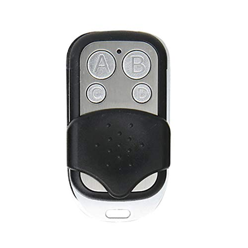 4 Channel Wireless RF Remote Control ABCD 433 MHz Universal Electric Gate Garage Door Remote Control Key Fob Controller Gate Remote