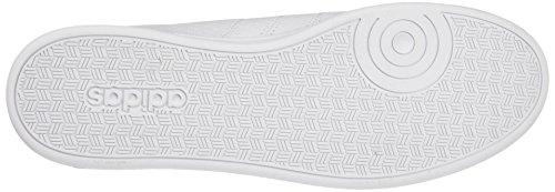 adidas Damen Advantage CL QT Sneaker Weiß (Footwear White/Footwear White/Mystery Ink)