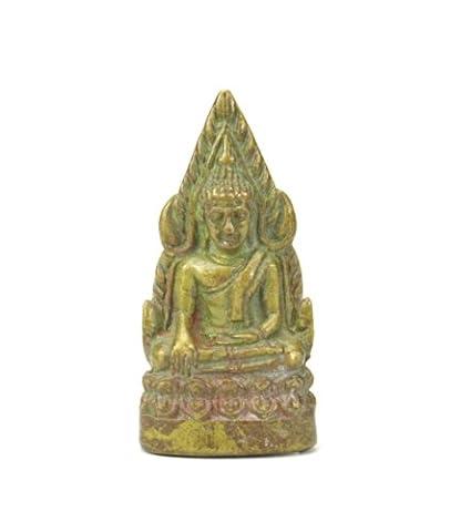 Amulette bouddhiste - Thai Bouddha assis - Code produit
