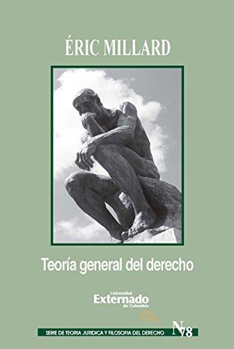 Teoría general del derecho por Éric Millard