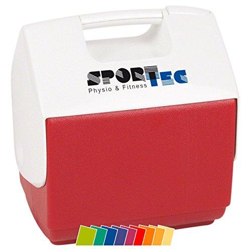 Eisbox klein, Kühlbox, Kühltasche, Eiskoffer, Erste Hilfe, Fußball, 6 l