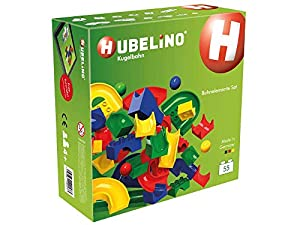 Hubelino GmbH 42047355Juego de Tren Elementos Set canicas
