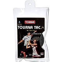 Unique Overgrip Tourna Tac 10er - Mango de raqueta de tenis, color negro, talla standard