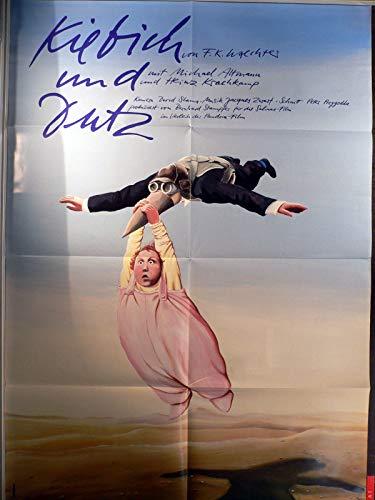 Kiebich und Dutz - Filmposter A1 84x60cm gefaltet-G1