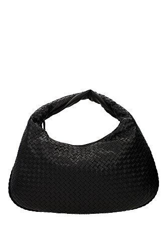 sac-a-bandouliere-bottega-veneta-femme-cuir-noir-367639v00168175-noir-13x28x51-cm