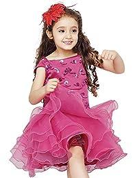 Jian E Ropa de Baile - Vestido de Princesa Vestido de Princesa Vestido de  Disfraces Vestido para niños Falda de… b95112b7bd21