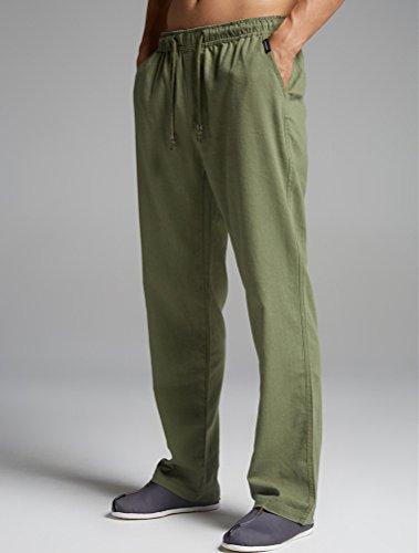 MatchLife -  Pantaloni  - Gonna - Uomo verde militare
