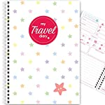 My Camping Diary, Over 100 Pages, Colourful, A5, Travel, Caravan, Motorhome, Campervan, Planner, Organiser, Journal