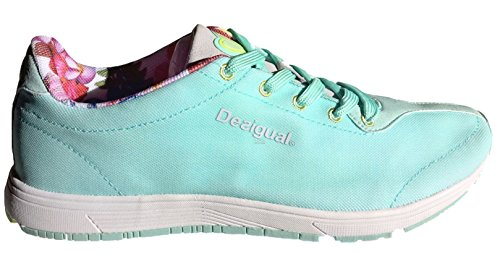 Desigual Bich, Baskets Basses Pour Femmes Multicolore (multicolore)