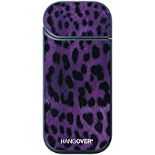 Cover Skin per Iqos - Violet Leopard - Made in Italy