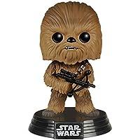 Star Wars - Figura de vinilo Chewbacca (Funko 6228)