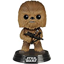 Funko FK6228 - Pop! Star Wars Episode VII The Force Awakens - Chewbacca Vinyl Figur 10 cm