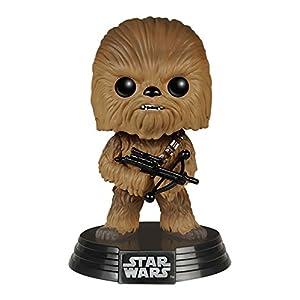 Star Wars Figura de vinilo Chewbacca Funko 6228
