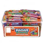 Maoam Stripes - Fruit Flavour Chew 12...