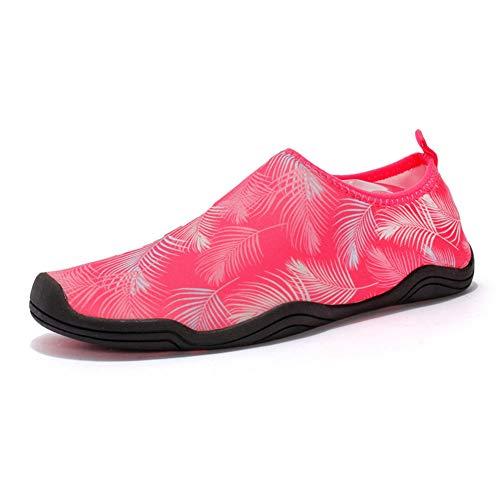 XSY2 Herren Wasserschuhe Damen Quick Dry Sport Aqua Schuhe Unisex Schwimmschuhe zum Schwimmen, Spazierengehen, Yoga, See, Strand, Garten, Park, Fahren, Bootfahren,c,39 -