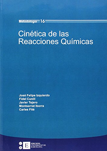 Cinetica De Las Reacciones Quimi