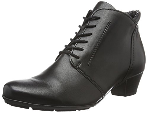 Gabor Shoes Basic, Stivaletti Donna, Nero (Schwarz 27), 37.5 EU