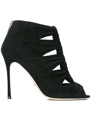sergio-rossi-mujer-a76490mcaz011000-negro-gamuza-zapatos-de-tacon