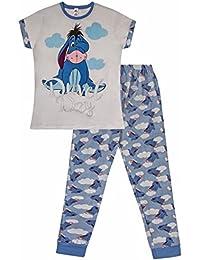 Disney Eeyore Duvet Day !! Long Ladies Pyjamas