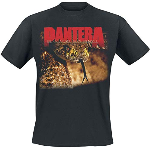 Pantera The Great Southern Trendkill T-Shirt schwarz XL (T-shirt Southern)
