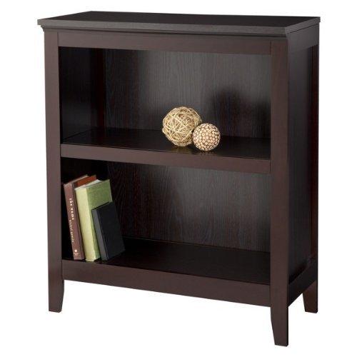 threshold-carson-2-shelf-bookcase-espresso-by-threshold