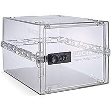 suchergebnis auf f r abschliessbare box. Black Bedroom Furniture Sets. Home Design Ideas