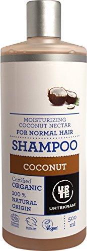 Urtekram Kokos Shampoo Bio, normales Haar, 500 ml