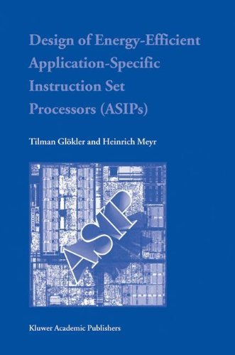Download Design Of Energy Efficient Application Specific Instruction