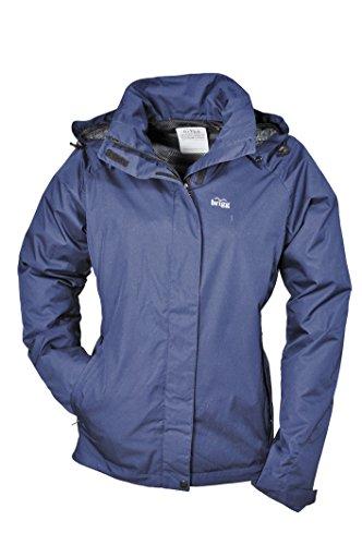BRIGG veste femme en différentes couleurs-coupe-vent-imperméable-respirant-f/s (2015) 458 778 10 Bleu - Navy(218)