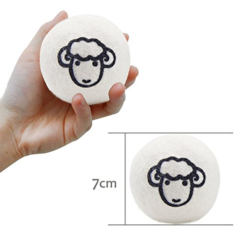 Zoom IMG-1 pallina gomitoli di lana dryer