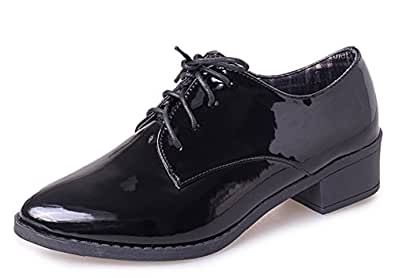 Amazon Co Uk Laces Shoes For Kids Black Girs   Lace Up