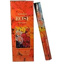 Räucherstäbchen Rose 120 Sticks 6 Schachteln Wohnaccessoire Raumduft Deko preisvergleich bei billige-tabletten.eu