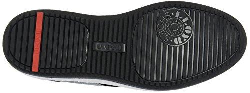 Lloyd Alvin, Baskets Basses Homme Noir - Schwarz (schwarz/granit/schwarz 1)