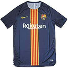 Nike FC Barcelona Dry Squad Camiseta 04bf79e1c42